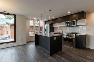 Photo 11: 203 9720 106 Street in Edmonton: Zone 12 Townhouse for sale : MLS®# E4178103
