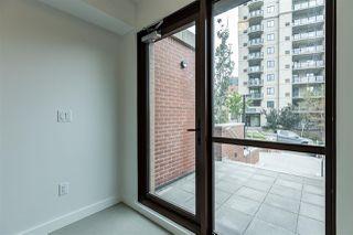 Photo 25: 203 9720 106 Street in Edmonton: Zone 12 Townhouse for sale : MLS®# E4178103