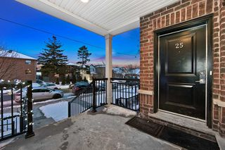 Photo 11: Th25 120 Twenty Fourth Street in Toronto: Long Branch Condo for sale (Toronto W06)  : MLS®# W4676007