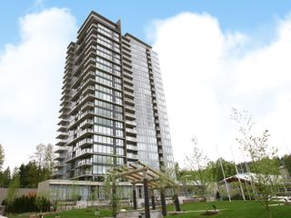"Photo 1: 1909 651 NOOTKA Way in Port Moody: Port Moody Centre Condo for sale in ""SAHALEE"" : MLS®# R2434090"