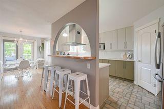 Photo 5: 5 1920 MILL WOODS Road E in Edmonton: Zone 29 House Half Duplex for sale : MLS®# E4200987
