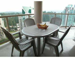 "Photo 10: 1804 1199 EASTWOOD Street in Coquitlam: North Coquitlam Condo for sale in ""THE SELKIRK."" : MLS®# V720551"