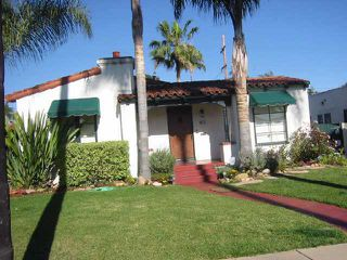Photo 1: KENSINGTON Residential for sale : 2 bedrooms : 4611 Van Dyke Ave in San Diego