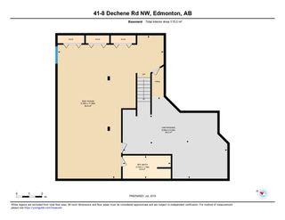 Photo 30: 41 8 DECHENE Road in Edmonton: Zone 20 House Half Duplex for sale : MLS®# E4166259
