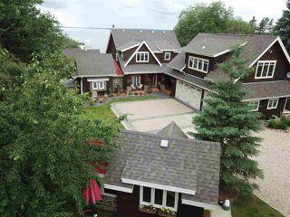 Photo 1: 54522 Ste Anne Trail: Rural Lac Ste. Anne County House for sale : MLS®# E4166282