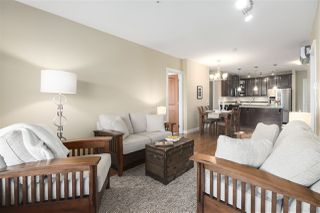 """Photo 3: 407 8067 207 Street in Langley: Willoughby Heights Condo for sale in """"PARKSIDE 1"""" : MLS®# R2412060"""