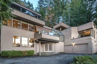 Main Photo: 6085 EAGLERIDGE Drive in West Vancouver: Eagleridge House for sale : MLS®# R2437227