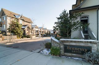 "Main Photo: 14 9800 ODLIN Road in Richmond: West Cambie Townhouse for sale in ""HENNESSY GREEN"" : MLS®# R2439875"
