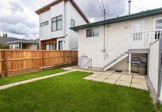 Photo 2: 8748-8752 77 Avenue in Edmonton: Zone 17 House Duplex for sale : MLS®# E4203341