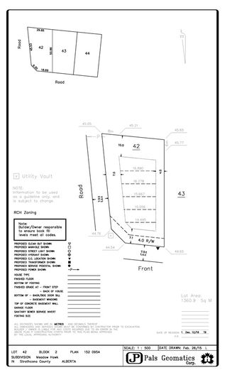 Photo 9: 301 52320 Range Road 231: Rural Strathcona County Rural Land/Vacant Lot for sale : MLS®# E4207424