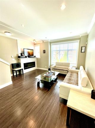 Photo 3: 71 13670 62 Avenue in Surrey: Sullivan Station Townhouse for sale : MLS®# R2509509