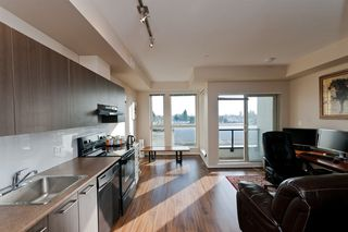 """Main Photo: 676 4099 STOLBERG Street in Richmond: West Cambie Condo for sale in """"REMY"""" : MLS®# R2515259"""