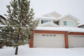 Main Photo: 9418 STEIN Way in Edmonton: Zone 14 House Half Duplex for sale : MLS®# E4221440