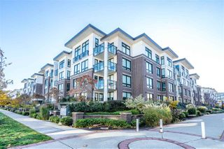 "Photo 1: 305 9388 ODLIN Road in Richmond: West Cambie Condo for sale in ""OMEGA BY CONCORD"" : MLS®# R2525644"