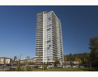"Photo 1: 1608 2289 YUKON Crescent in Burnaby: Brentwood Park Condo for sale in ""Watercolours"" (Burnaby North)  : MLS®# V790088"