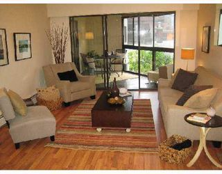 """Photo 2: 412 1140 PENDRELL Street in Vancouver: West End VW Condo for sale in """"THE SOMERSET"""" (Vancouver West)  : MLS®# V801603"""