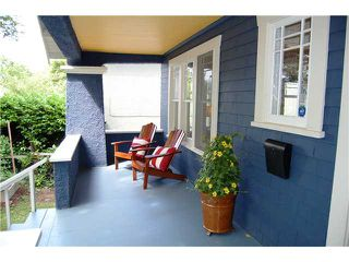 """Photo 2: 3826 LAUREL Street in Vancouver: Cambie House for sale in """"DOUGLAS PARK"""" (Vancouver West)  : MLS®# V839075"""