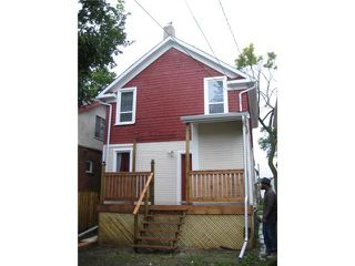 Photo 3: 493 ST JOHN'S Avenue in WINNIPEG: North End Residential for sale (North West Winnipeg)