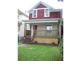 Photo 2: 493 ST JOHN'S Avenue in WINNIPEG: North End Residential for sale (North West Winnipeg)