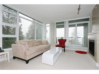 """Photo 2: #601 9188 UNIVERSITY CR in Burnaby: Simon Fraser Univer. Condo for sale in """"ALTAIRE"""" (Burnaby North)  : MLS®# V851442"""