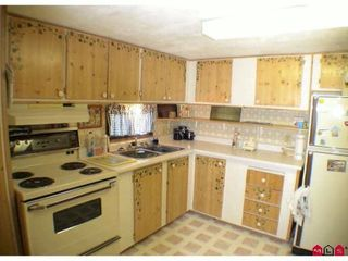 """Photo 3: 89 24330 FRASER Highway in Langley: Otter District Manufactured Home for sale in """"LANGLEY GROVE ESTATES"""" : MLS®# F1028165"""