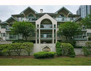 "Photo 9: 102 1148 WESTWOOD Street in Coquitlam: North Coquitlam Condo for sale in ""THE CLASSICS"" : MLS®# V771774"