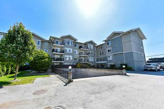 """Photo 1: 403 33255 OLD YALE Road in Abbotsford: Central Abbotsford Condo for sale in """"BRIXTON"""" : MLS®# R2393332"""