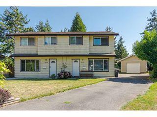 Main Photo: 18296 BAYARD Place in Surrey: Cloverdale BC House 1/2 Duplex for sale (Cloverdale)  : MLS®# R2402926