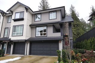 "Photo 1: 65 8570 204 Street in Langley: Willoughby Heights Townhouse for sale in ""WOODLAND PARK"" : MLS®# R2430294"
