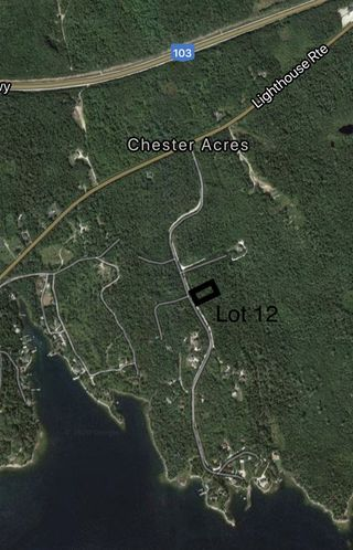 Photo 1: Lot 12 Otter Point Road in East Chester: 405-Lunenburg County Vacant Land for sale (South Shore)  : MLS®# 202013353