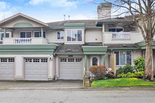 "Main Photo: 257 13888 70 Avenue in Surrey: East Newton Townhouse for sale in ""Chelsea Gardens"" : MLS®# R2505303"