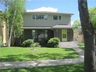 Photo 1: 776 Queenston Street in WINNIPEG: River Heights / Tuxedo / Linden Woods Residential for sale (South Winnipeg)  : MLS®# 1010026