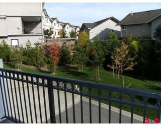 "Photo 10: 81 20449 66TH Avenue in Langley: Willoughby Heights Townhouse for sale in ""Nature's Landing"" : MLS®# F2900216"