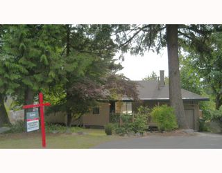 Photo 1: 1751 EASTERN Drive in Port_Coquitlam: Mary Hill House for sale (Port Coquitlam)  : MLS®# V771951