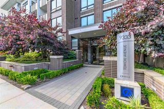 Photo 1: 418 9333 TOMICKI AVENUE in Richmond: West Cambie Condo for sale : MLS®# R2391421