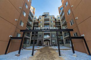 Main Photo: 405 10235 112 Street in Edmonton: Zone 12 Condo for sale : MLS®# E4182566