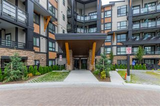Main Photo: 312 20829 77A AVENUE in Langley: Willoughby Heights Condo for sale : MLS®# R2425055