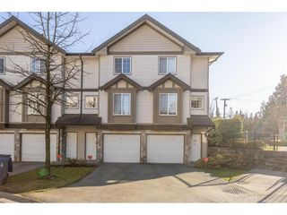 "Main Photo: 14 14855 100 Avenue in Surrey: Guildford Townhouse for sale in ""Guildford Park Place"" (North Surrey)  : MLS®# R2436633"