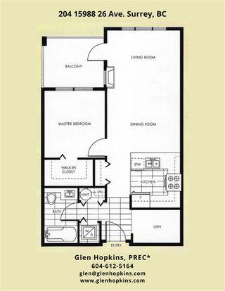 """Photo 30: 204 15988 26 Avenue in Surrey: Grandview Surrey Condo for sale in """"The Morgan"""" (South Surrey White Rock)  : MLS®# R2454946"""