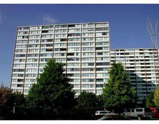 "Photo 1: 611 6651 MINORU Boulevard in Richmond: Brighouse Condo for sale in ""PARK TOWERS"" : MLS®# V783655"
