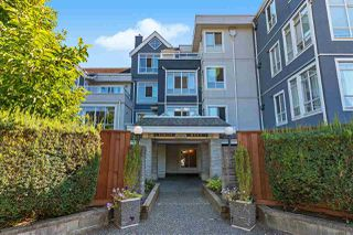 "Main Photo: 306 855 W 16TH Street in North Vancouver: Mosquito Creek Condo for sale in ""GABLES WEST"" : MLS®# R2483655"