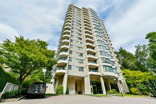 "Photo 1: 1602 7321 HALIFAX Street in Burnaby: Simon Fraser Univer. Condo for sale in ""THE AMBASSADOR"" (Burnaby North)  : MLS®# R2482194"