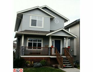 "Photo 1: 117 33751 7TH Avenue in Mission: Mission BC Townhouse for sale in ""HERITAGE PARK"" : MLS®# F1003770"