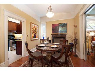 """Photo 6: 124 W 10TH Avenue in Vancouver: Mount Pleasant VW Townhouse for sale in """"ISIS PLACE"""" (Vancouver West)  : MLS®# V833030"""