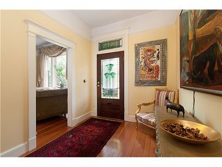 """Photo 3: 124 W 10TH Avenue in Vancouver: Mount Pleasant VW Townhouse for sale in """"ISIS PLACE"""" (Vancouver West)  : MLS®# V833030"""