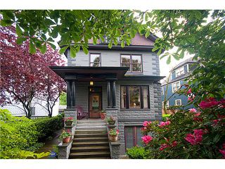 """Photo 2: 124 W 10TH Avenue in Vancouver: Mount Pleasant VW Townhouse for sale in """"ISIS PLACE"""" (Vancouver West)  : MLS®# V833030"""