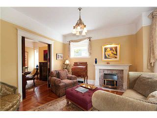"""Photo 5: 124 W 10TH Avenue in Vancouver: Mount Pleasant VW Townhouse for sale in """"ISIS PLACE"""" (Vancouver West)  : MLS®# V833030"""