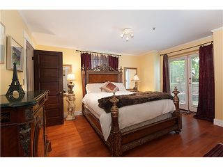 """Photo 9: 124 W 10TH Avenue in Vancouver: Mount Pleasant VW Townhouse for sale in """"ISIS PLACE"""" (Vancouver West)  : MLS®# V833030"""