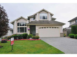 Photo 1: 3210 GALETTE Avenue in Coquitlam: Hockaday House for sale : MLS®# V845217