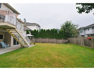 Photo 10: 3210 GALETTE Avenue in Coquitlam: Hockaday House for sale : MLS®# V845217
